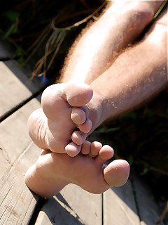 Gay Foot Fetish Porn